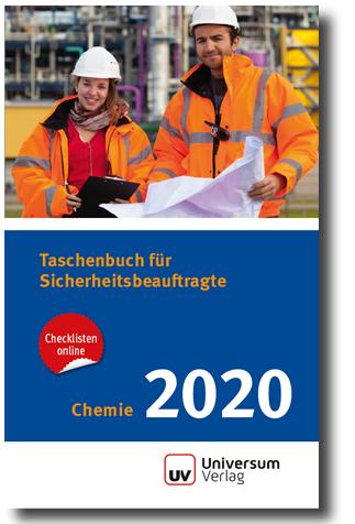 Jahresfachbuch für Sicherheitsbeauftragte Ausgabe Chemie 2020