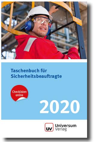 Jahresfachbuch TB für Sicherheitsbeauftragte Standard-Ausgabe 2020